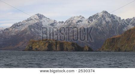 Kodiak Coastline