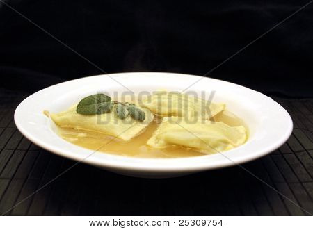 nice hot soup