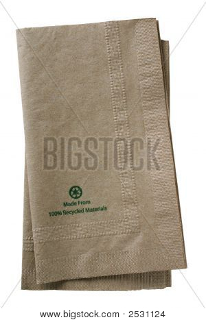 Recycled Paper Napkins
