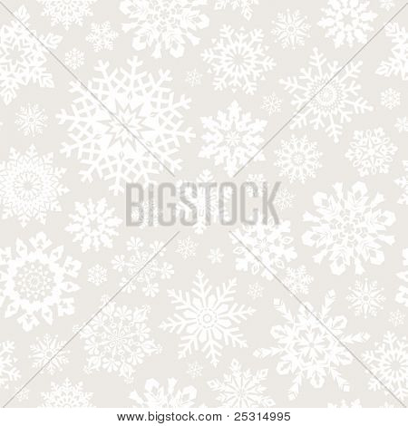 Seamless snowflakes pattern for continuous replicate. See more seamlessly backgrounds in my portfolio.