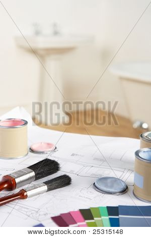 Decorating tools and materials