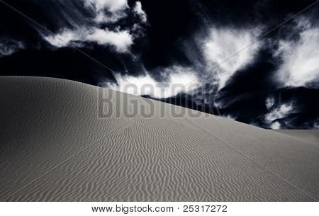 White Sands New Mexico Dune