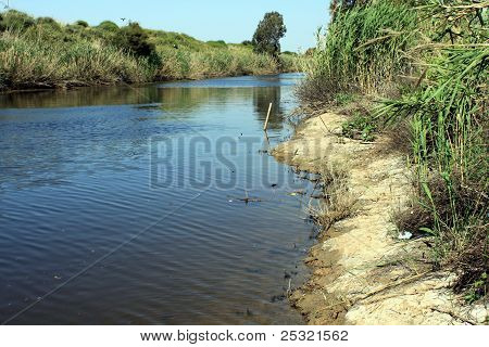Jordan river - Israel