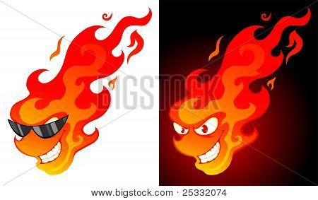 Cartoon Fire