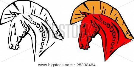 Troya Horse.eps