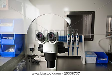 In Vitro Lab Equipment