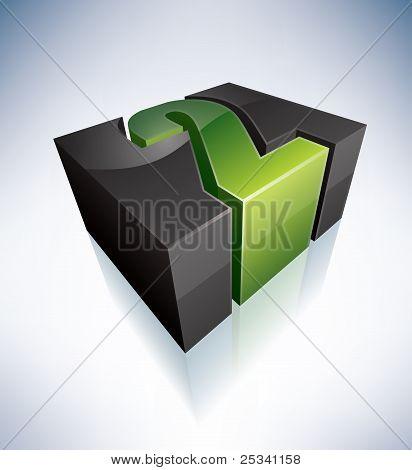 Three-dimensional Numbers: 2