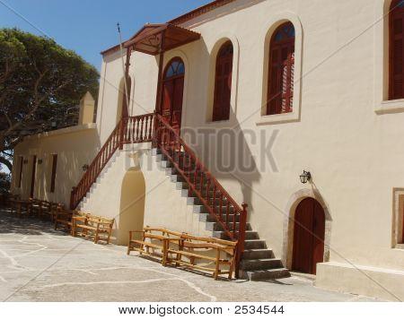 Monastery Office