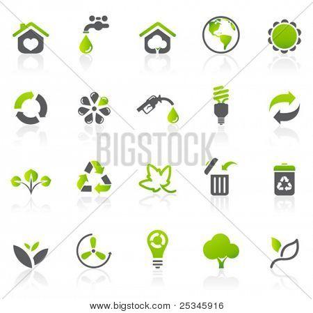 Ícones ambientais