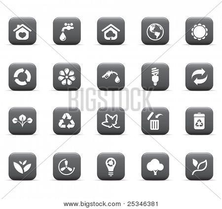 web icons, environmental