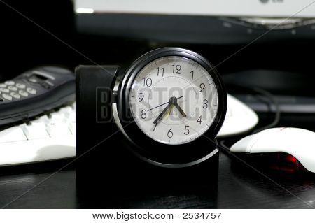 Time And The Computer