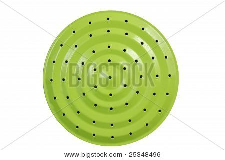 Green Sprinkler