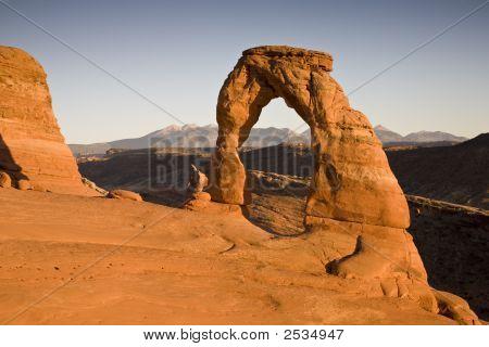 Delicate Arch (A)