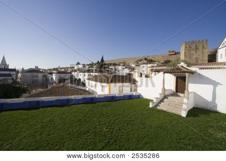 "Village Of Ã""Bidos"