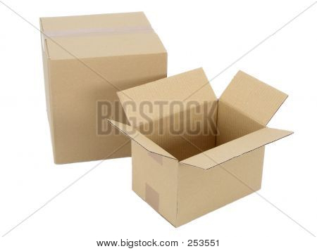 Cardboard Packages
