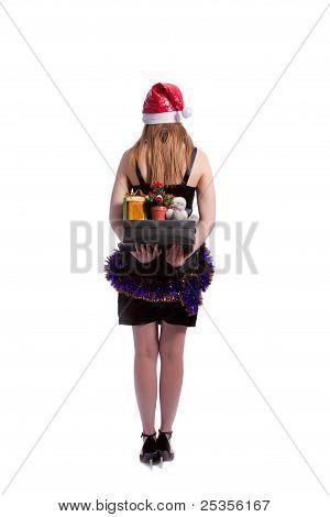 Hiding Christmas Presents