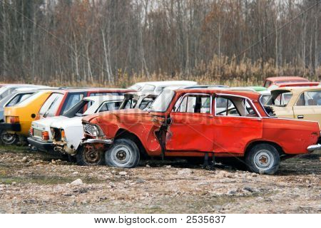 The Broken Cars