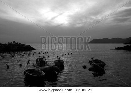 Italian Boat Dock
