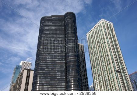 Modern Chicago Buildings