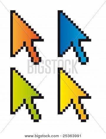 arrows cursors