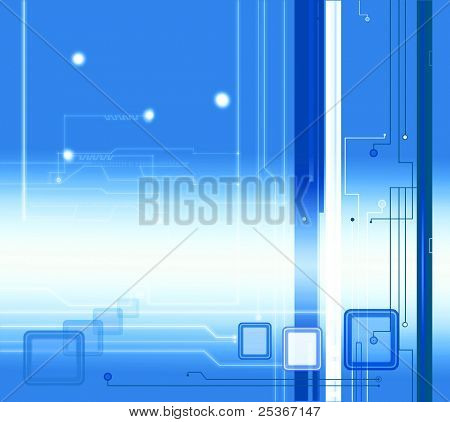sci-fi metal abstract background