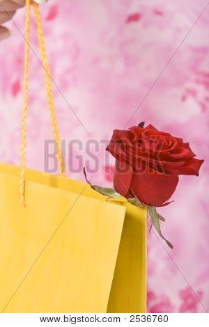 Resumen de compras de San Valentín
