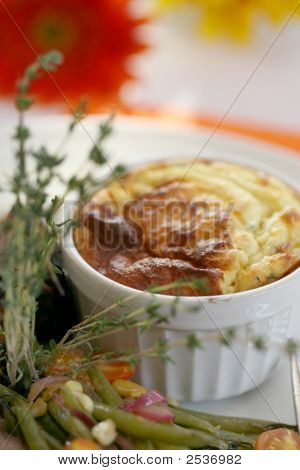 Thyme Souffle