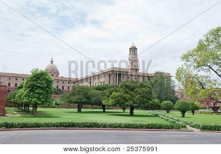 Residence of the president of India
