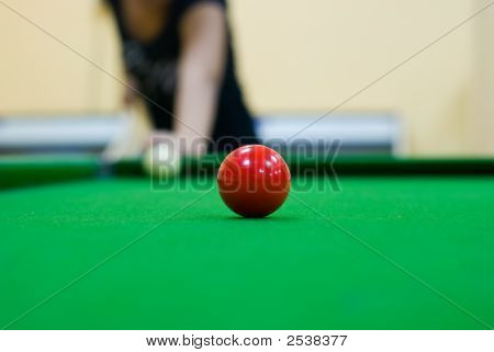 Home Pool-Spiel
