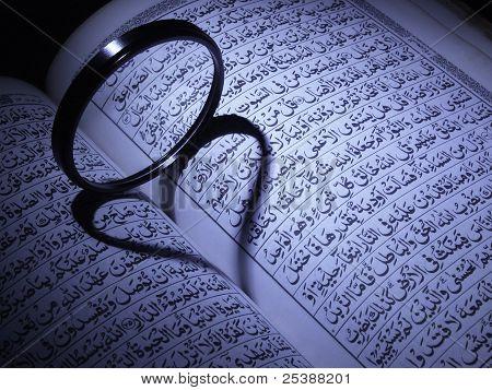 Al Qur'an with love.