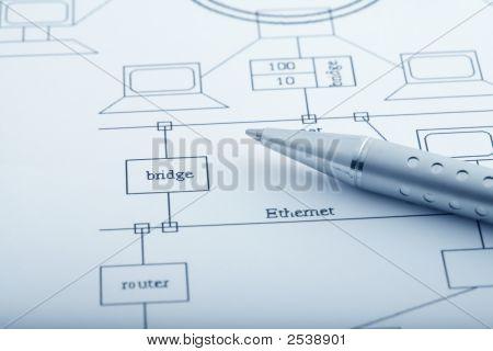 Plan de la red