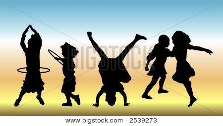 Children At Play 2
