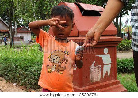 Khmer Child