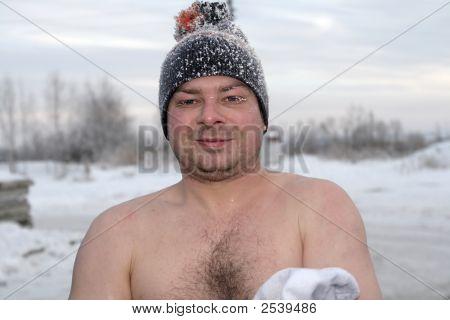 The Winter Swimmer