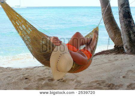 Hammock Beach Woman
