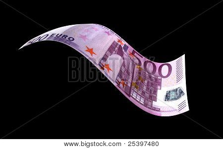 Billete vuelo euros