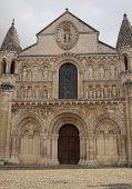 picture of poitiers  - Notre Dame la Grande Poitiers France - JPG
