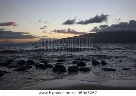 Sunset on Maui