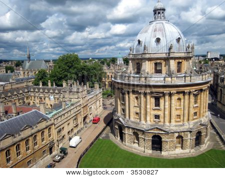 Oxford University Library