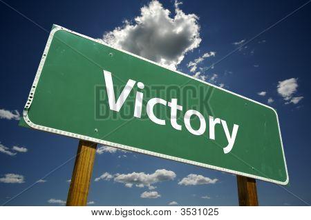 Sieg Straßenschild