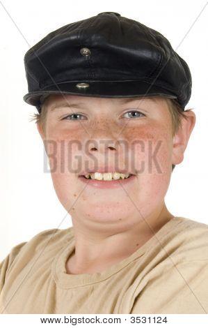 Portrait Of A Shipping Boy