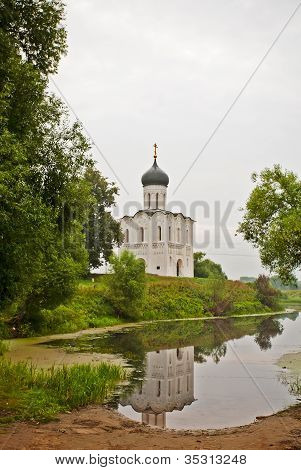 Church of the Intercession on the River Nerl.