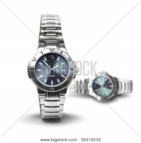Men's Wrist Watches Time Concept