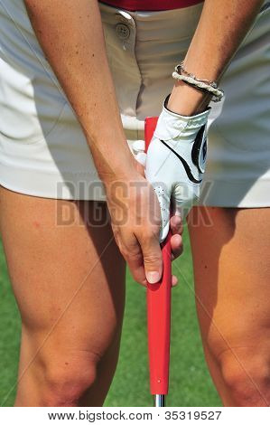 The Putting Grip