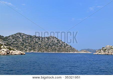 Mediterranean Rocky Islands
