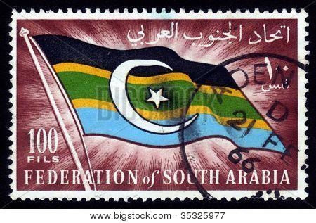 Federation Of South Arabia, Circa