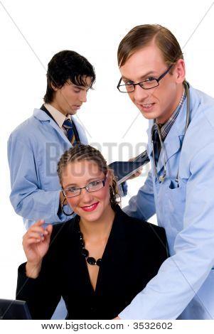 Medical Team, Cardiologist