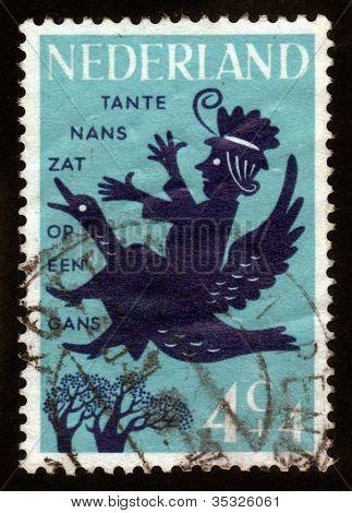 Child Gedicht über Tante nance