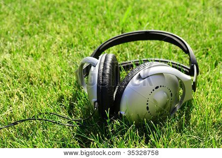 Music on the grass