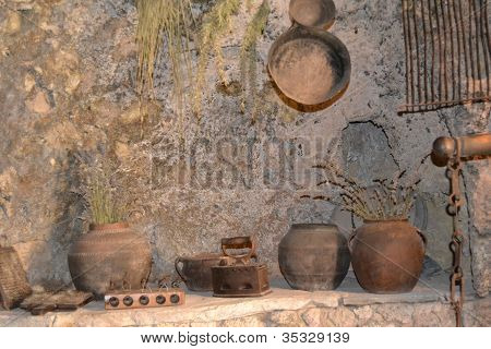 Ancient tools for artisan